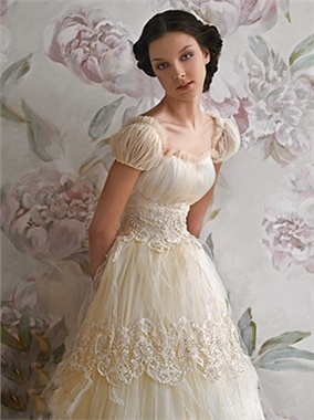whit lace dress alice inspired