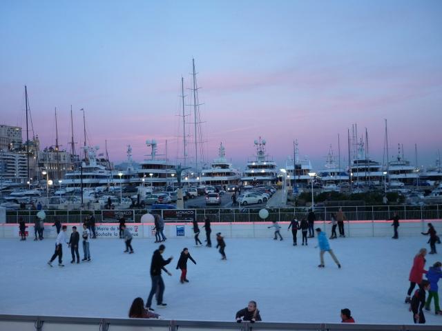Monte Carlo winter carnival Christmas