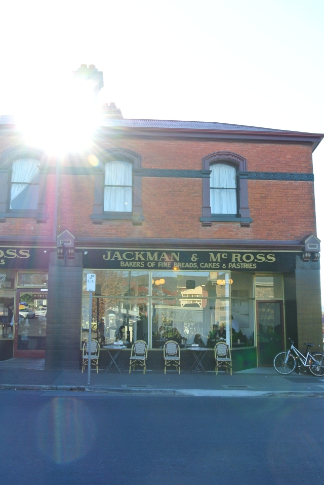 Jackman & McRoss Hobart Tasmania