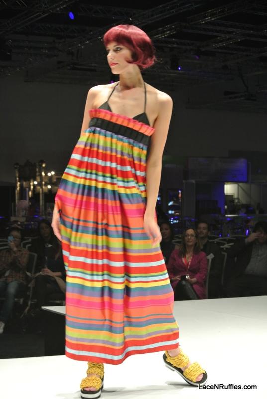 Ekka Fashion Parade Gail Sorronda