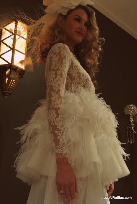 George Wu wedding dress