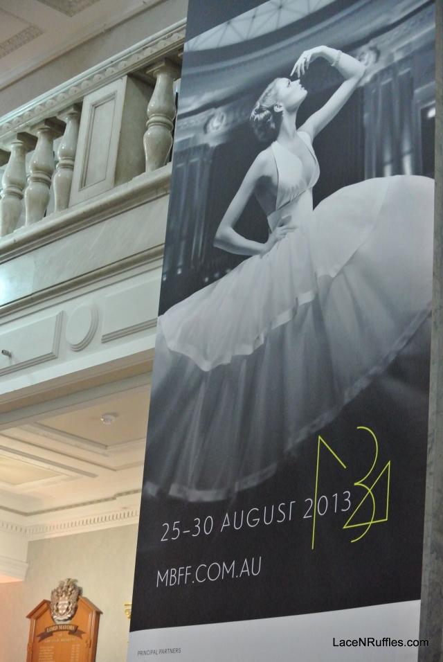 Mercedes-Benz Fashion Festival Brisbane