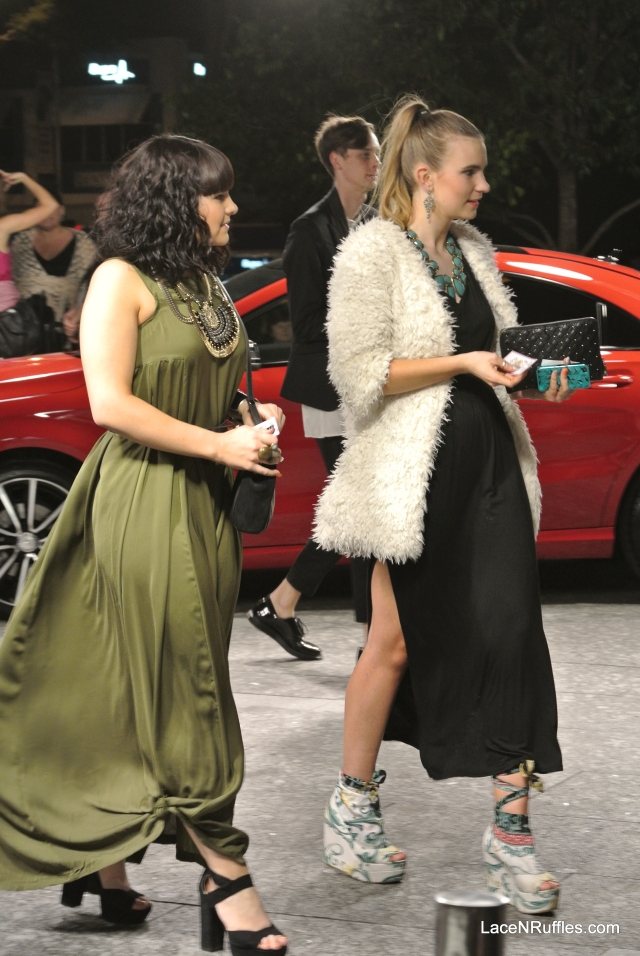Mercedes Benz Fashion Festival Bridal Show